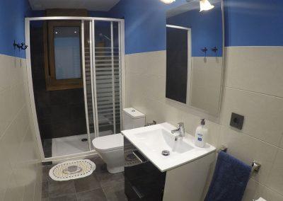 Baño Habitación Mailoak