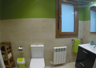 Baño Habitación Orgi