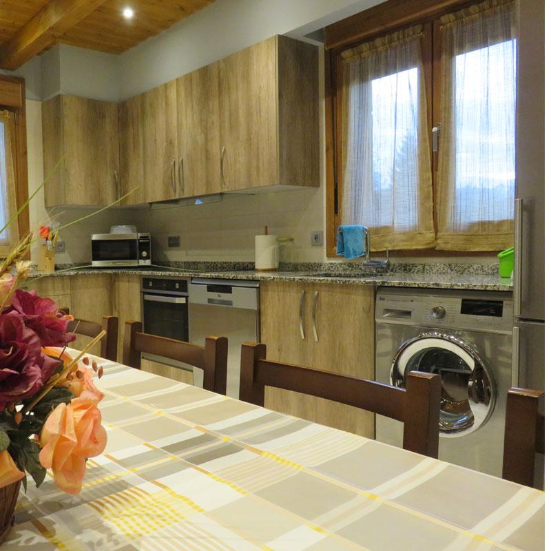 Cocina casa rural iturburu - Cocina casa rural ...