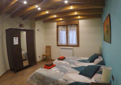 Habitación en Planta baja - Casa Rural Iturburu