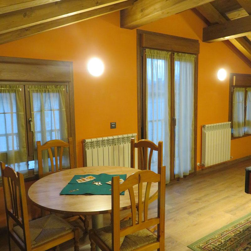 Mesa De Juegos Casa Rural Iturburu