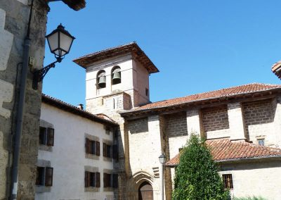 Parroquia de San Juan Bautista en Lekunberri